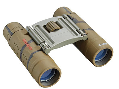Tasco Essentials 10x25 Binoculars - Camo