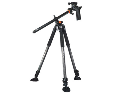 ABEO Pro 283 CF Tripod with GH-300T Head
