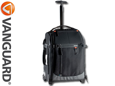 Vanguard Quovio 49T Roller/Trolley Bag Black