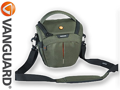 Vanguard 2GO 14Z Shoulder Bag Green