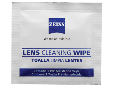 60 Count  Lens Wipes