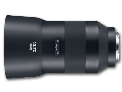 135mm f/2.8 Zeiss Batis Lens for Sony E Mount