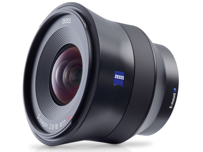 18mm f/2.8 Zeiss Batis Lens for Sony E Mount
