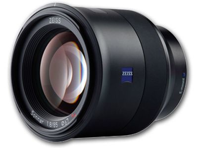 85mm f/1.8 Zeiss Batis Lens for Sony E Mount