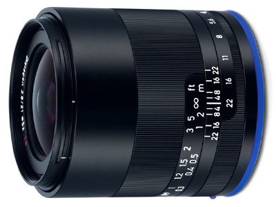 21mm f/2.8 Zeiss Loxia Lens for Sony E Mount