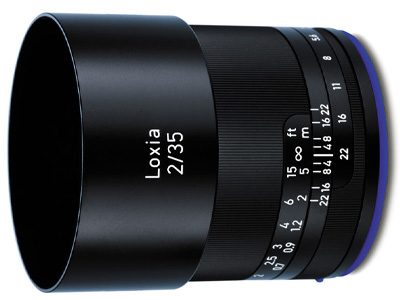 35mm f/2.0 Zeiss Loxia Lens for Sony E Mount