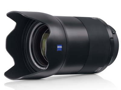 35mm f/1.4 ZE Zeiss Milvus Lens for Nikon F Mount