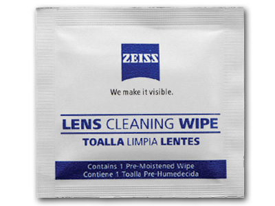 Zeiss 60 Count  Lens Wipes