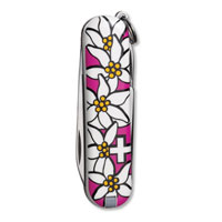 Victorinox Classic SD Edelweiss- Pink
