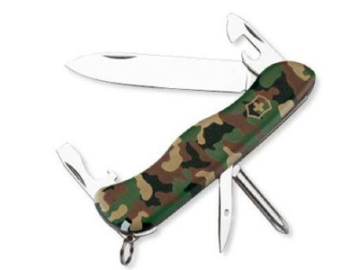Adventurer Camo Knife