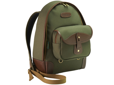 Rucksack 35 Sage FibreNyte/Chocolate Leather