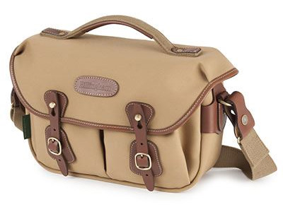 Hadley Small Pro Shoulder Canvas Khaki /Tan