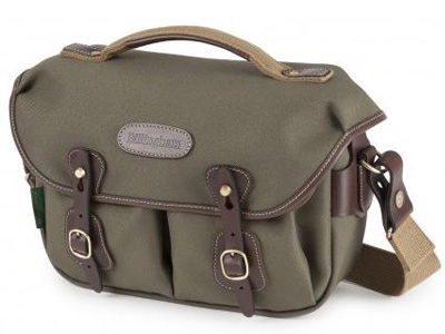 Hadley Small Pro FibreNyte Sage/Chocolate