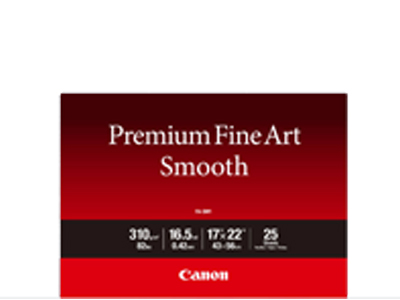 Fine Art Smooth 17x22 Sheets (FA-SM1)