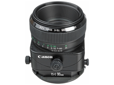 90mm f2.8 Lens TSE (Tilt Shift)