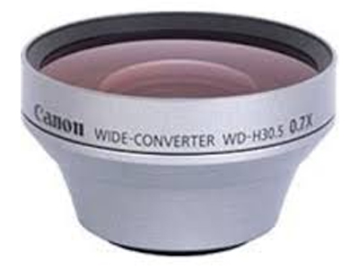 Wide Converter Lens WDH30.5  0.7X   30.5mm