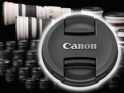 E-77 II 77mm Lens Cap for Canon Lens
