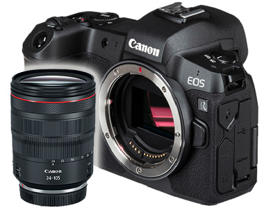 EOS RP Body with RF 24-105mm f4L IS USM Lens