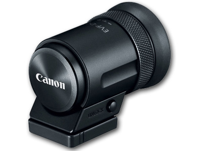 EVF-DC2 View Finder for Canon Black