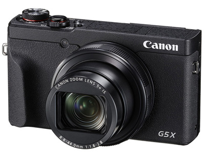PowerShot G5X MKII BONUS Card and Battery
