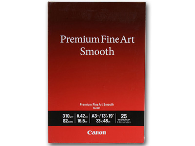Fine Art Smooth 13X19 - 25 Sheets (FA-SM1)