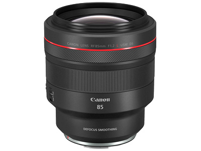 85mm f1.2L USM DS RF Lens