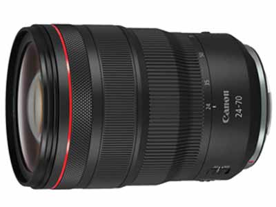 24-70mm f2.8L IS USM RF Lens