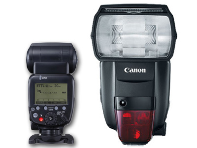 SPEEDLITE 600EX II-RT Flash