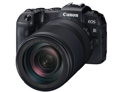 EOS RP Body with 24-240 f4-6.3 IS USM Lens