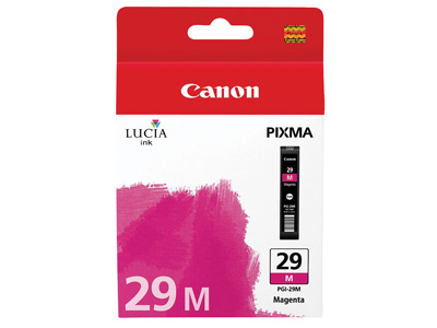 Ink Cartridge PGI-29 Magenta Ink Tank