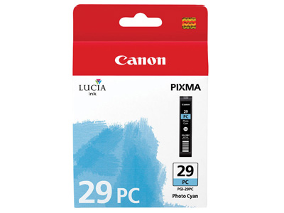 Ink Cartridge PGI-29 Photo Cyan Ink Tank