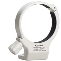 Tripod Mount Ring A II (W) for L Series Lens