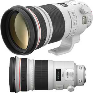 300mm f2.8L IS II USM EF Lens