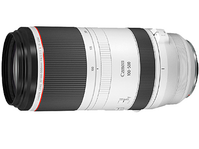 100-500mm f/4-7.1L IS USM Super-Telephoto RF Lens