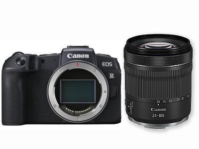 EOS RP Body with RF 24-105mm STM Lens
