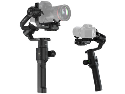 Ronin-S BT4 3 Axis Motorized Gimbal Stabilize OBD