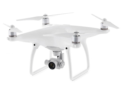 Phantom 4 Quadcopter Drone