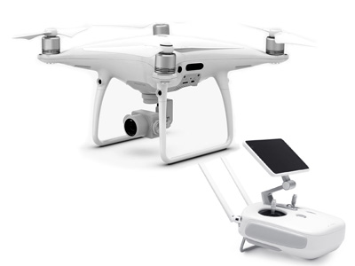 Phantom 4 Pro Plus Quadcopter Drone