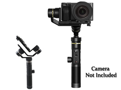 G6 Plus 3 Axis Handheld Gimbal Stabilizer