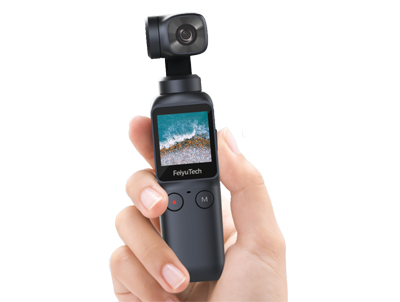 Pocket Gimbal Camera