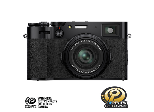 FUJIFILM X100V Digital Camera Black