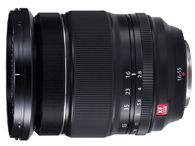 16-55mm f2.8 R LM XF Weather Resistant Lens
