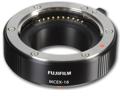Macro Extension Tube MCEX-16 for X Mount