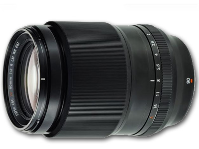 90mm f2 XF R LM WR Lens OPEN BOX