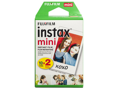 Instax Mini Film 2 Pack