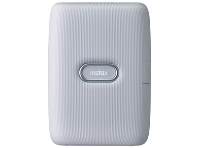 Instax Mini Link Smartphone Printer Ash White