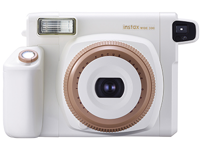 Instax 300 Wide Instant Camera Toffee