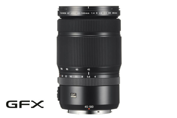 GF 45-100mm F4 R LM OIS WR Telephoto Zoom
