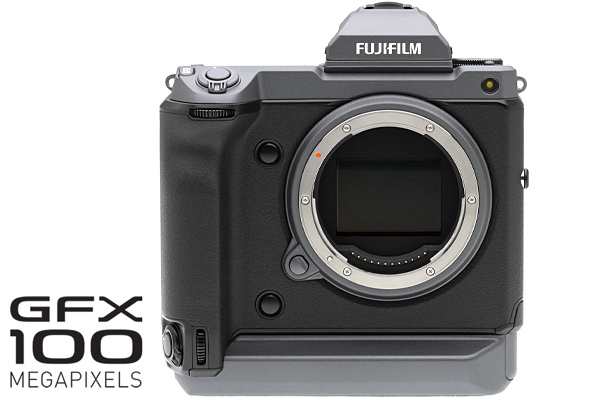 FUJIFILM GFX 100 Medium Format Mirrorless Camera