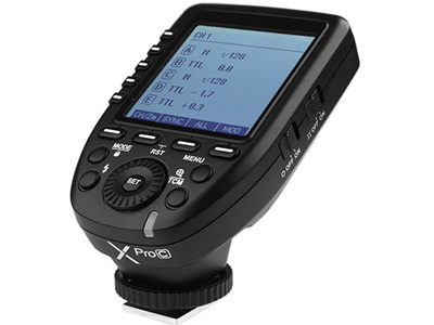 XPro-C TTL Wireless Flash Trigger for Canon